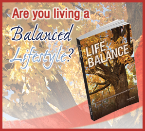 Want to live a balanced life?