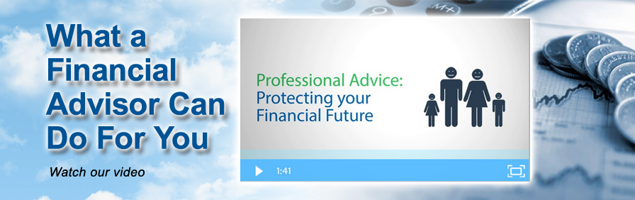Protecting Financial Future slide